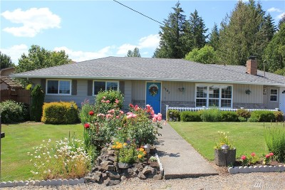 Centralia Single Family Home For Sale: 1707 Military Rd