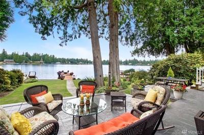 Kent Single Family Home For Sale: 31135 E Lake Morton Dr SE