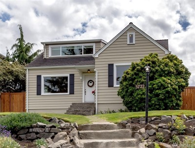 Tacoma Single Family Home For Sale: 3722 N 29th St