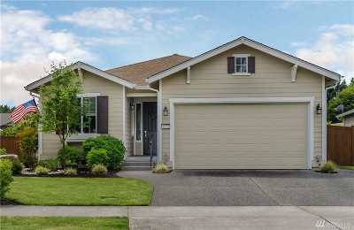 Lacey Single Family Home For Sale: 8375 Vashon Dr NE