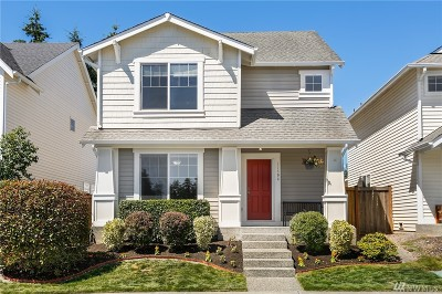 Everett Single Family Home For Sale: 11804 24th Dr SE