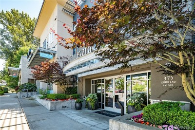 Kirkland Condo/Townhouse For Sale: 375 Kirkland Ave #302