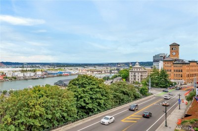 Tacoma Condo/Townhouse For Sale: 525 Broadway #404