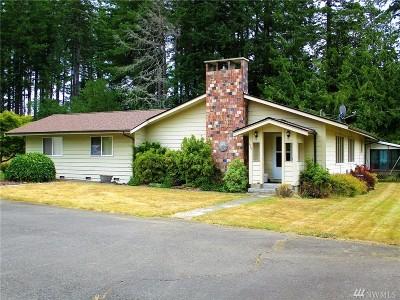 Shelton WA Single Family Home For Sale: $289,900