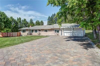Centralia Single Family Home For Sale: 2605 Graf Rd