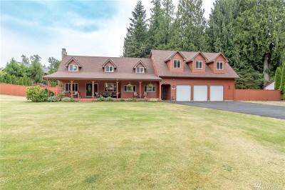 Olympia Single Family Home For Sale: 2823 Acacia Ct SE