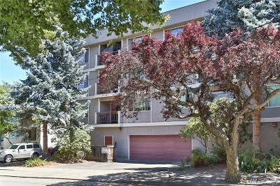 Seattle Condo/Townhouse For Sale: 1324 W Emerson St #104