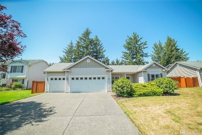 Spanaway Single Family Home For Sale: 21510 47th Ave E