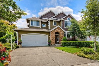 Renton Single Family Home For Sale: 3915 NE 21st St