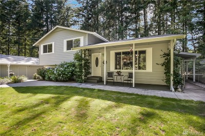 Olympia Single Family Home For Sale: 8727 Koskie Ct SW