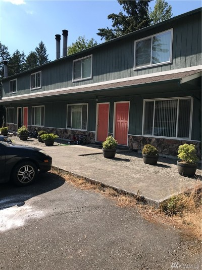 Puyallup Multi Family Home For Sale: 7413 152nd St.ct.e.