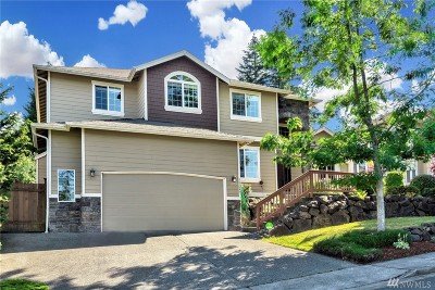 Woodinville Single Family Home For Sale: 15045 NE 185th St