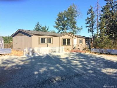 Graham Single Family Home For Sale: 21602 86th Av Ct E
