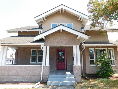 Tacoma Single Family Home For Sale: 2309 S L St
