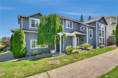Bothell Single Family Home For Sale: 17004 4th Ave SE
