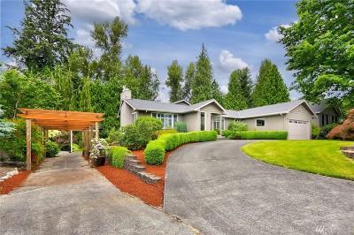 Auburn Single Family Home For Sale: 11422 SE 326th Place