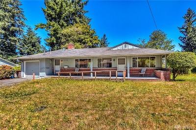 Kent Single Family Home For Sale: 1123 E Filbert St