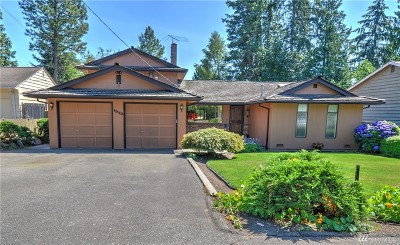 Shoreline Single Family Home For Sale: 1573 172nd St