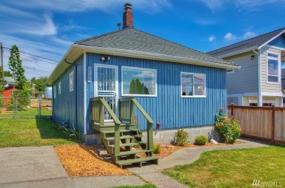 Seattle Single Family Home For Sale: 1212 S Director St
