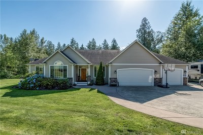 Skagit County Single Family Home For Sale: 16888 Maplewood Lane