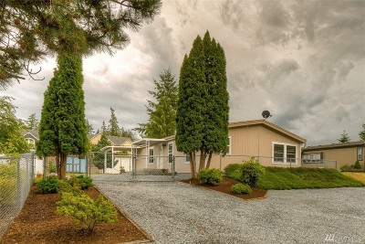 Graham WA Single Family Home For Sale: $229,500