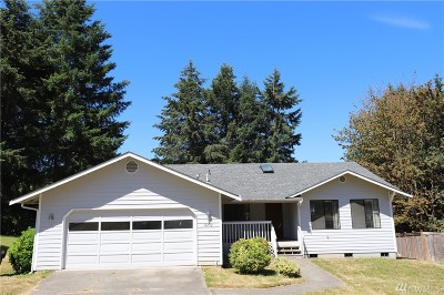Olympia Single Family Home For Sale: 8232 Woodgrove Ct SE