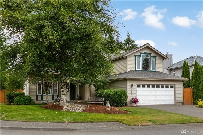 Maple Valley Single Family Home For Sale: 23800 SE 247th Place