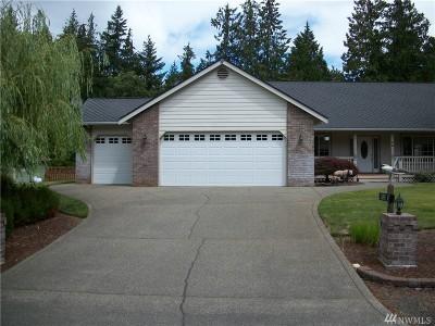 Mason County Single Family Home Pending Inspection: 40 E Sterling Dr