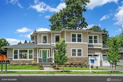 Redmond Single Family Home For Sale: 13222 NE 75th St