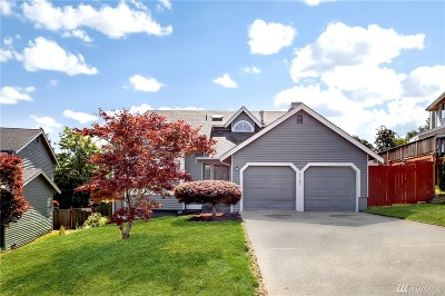 Federal Way Single Family Home For Sale: 27760 23rd Ave S