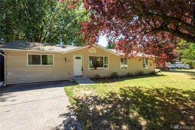 Ferndale Single Family Home Pending Inspection: 7923 Lynnwood Dr