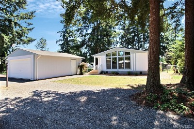 Spanaway Single Family Home For Sale: 8106 194th St E #52