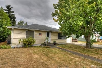 Centralia Single Family Home For Sale: 1314 Johnson Rd