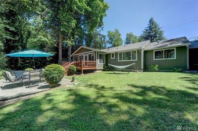 Kirkland Single Family Home For Sale: 12921 Juanita Dr NE