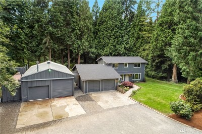 Woodinville Single Family Home For Sale: 21604 78th Ave SE
