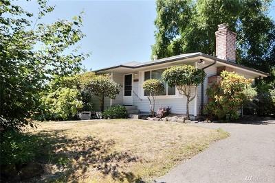 Renton Single Family Home For Sale: 2005 Dayton Ave NE