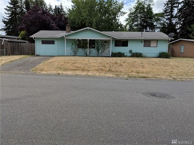 Federal Way Single Family Home For Sale: 2725 SW 330th Street