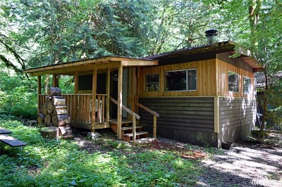 Maple Falls Single Family Home For Sale: Frost Creek Rd