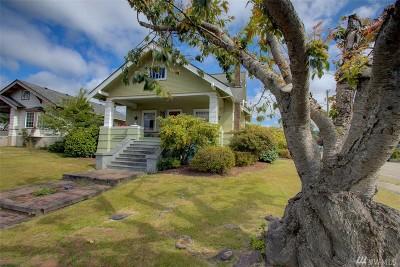 Montesano Single Family Home For Sale: 436 E Pioneer Ave