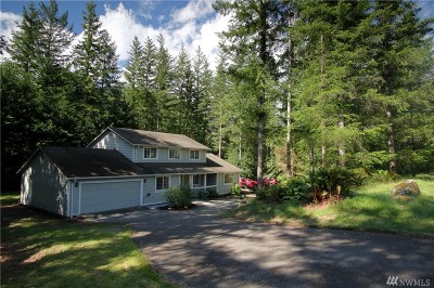 Gold Bar WA Single Family Home For Sale: $445,000
