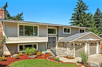 Bothell Single Family Home For Sale: 22010 Meridian Ave S