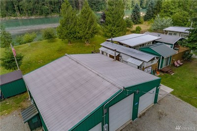 Skagit County Single Family Home For Sale: 9493 Colony Lane