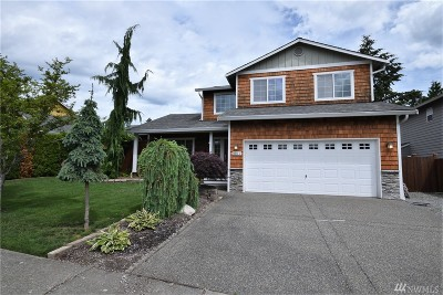 Everett Single Family Home For Sale: 3019 96th Place SE
