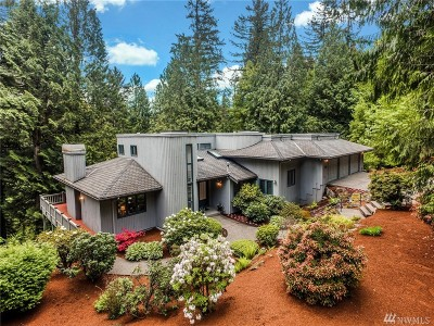 Issaquah Single Family Home For Sale: 14224 228th Ave SE