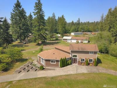 Graham WA Single Family Home For Sale: $460,000