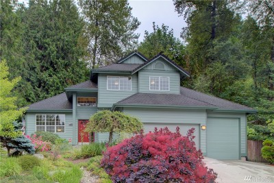 Bonney Lake Single Family Home For Sale: 18916 101st St Ct E