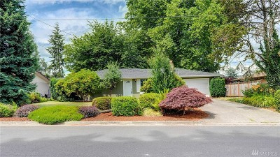 Puyallup Single Family Home For Sale: 1104 12th St SE