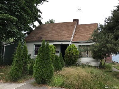 Auburn Single Family Home For Sale: 609 8th St SE