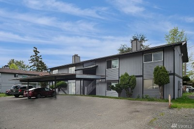 Tacoma Rental For Rent: 912 74th St E #A