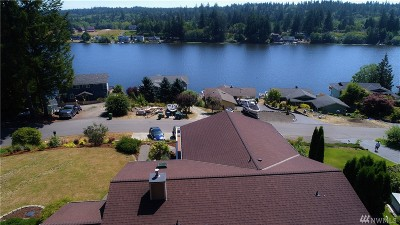 Port Orchard Single Family Home For Sale: 4468 SE Firmont Dr